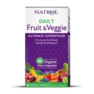 Daily Fruit and Veggie