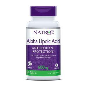 Alpha Lipoic Acid 600 mg Time Release