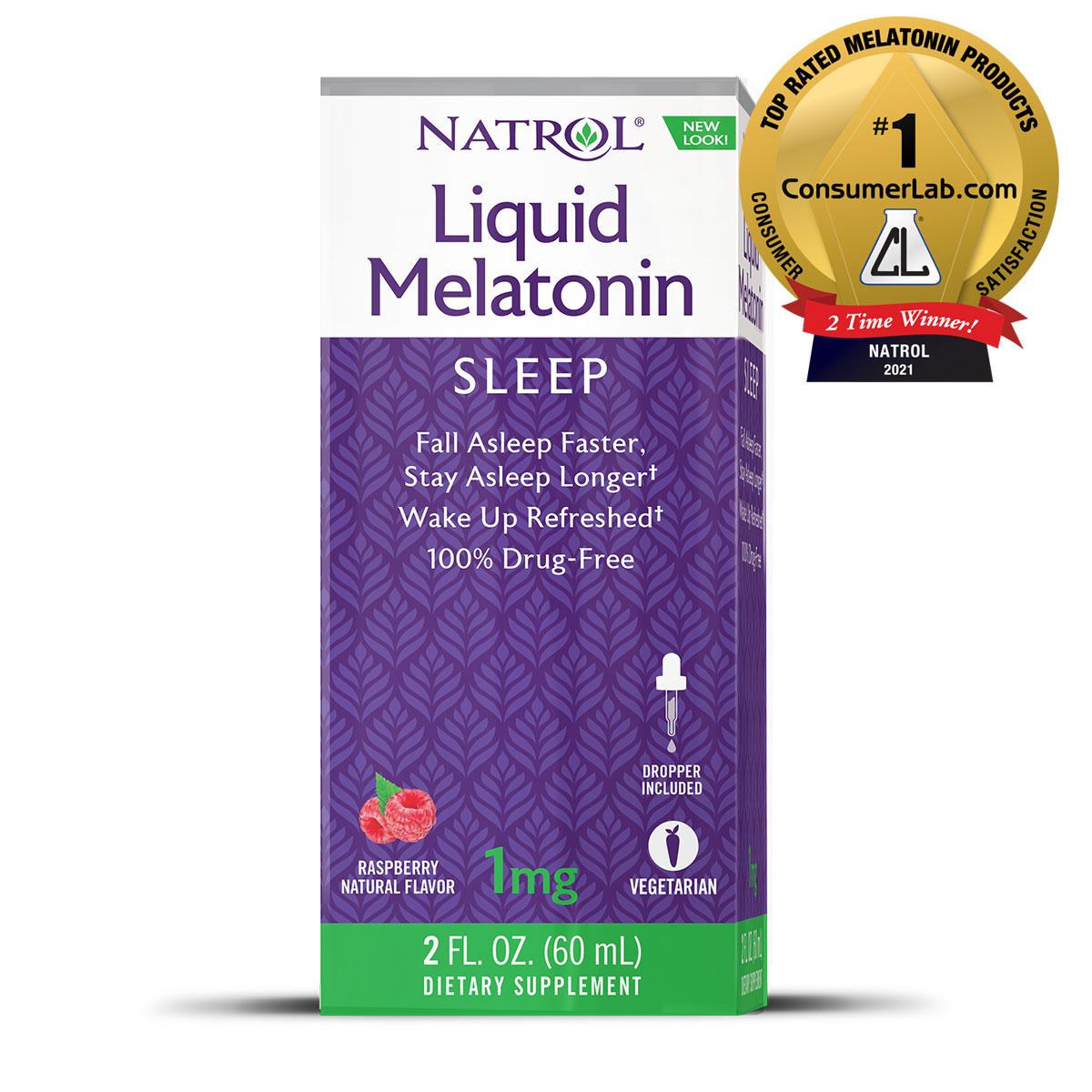 Natrol Liquid Melatonin