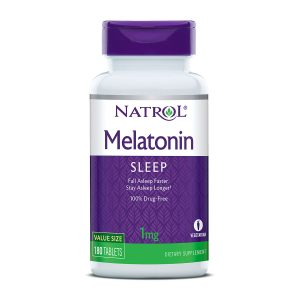 Natrol Melatonin 180 tablets
