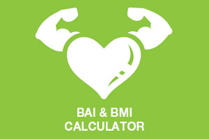 BMI and BAI Calculator